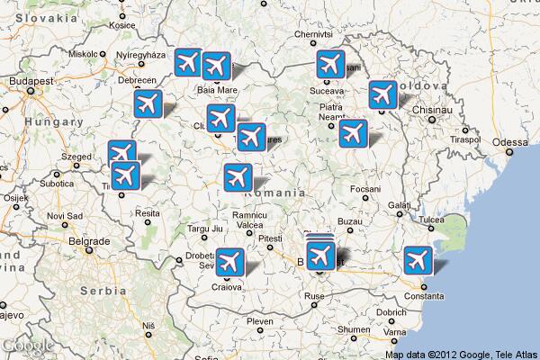 Bilete De Avion Low Cost In Romania